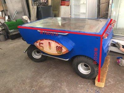 二手造型攤車【巷仔口冷凍設備】