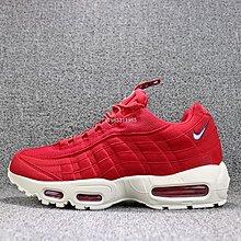 d4706a128554 Nike Air Max 95 TT 紅色經典復古氣墊休閒運動慢跑鞋男鞋AJ1844