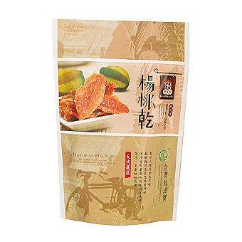 [綠工坊] 全素 楊桃乾 無防腐劑 無人工添加物 綠源寶