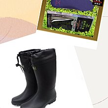 美迪-F1405-全長橡膠雨鞋-有束口-工作雨鞋/登山雨鞋~油水混合廚房不適穿~(雨鞋+帕瑪斯銀纖維氣墊