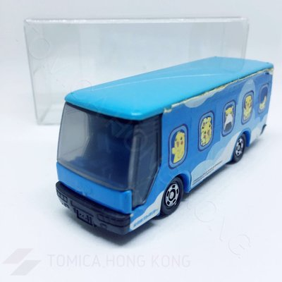 Takara Tomy Tomica No.41 Super Hi Decker Bus Pokémon Made in China