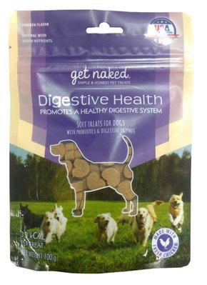 NPIC get naked 狗狗 健納緹頂級狗狗 軟點心 關節保健 腸胃保健 狗零食 狗點心 健納提