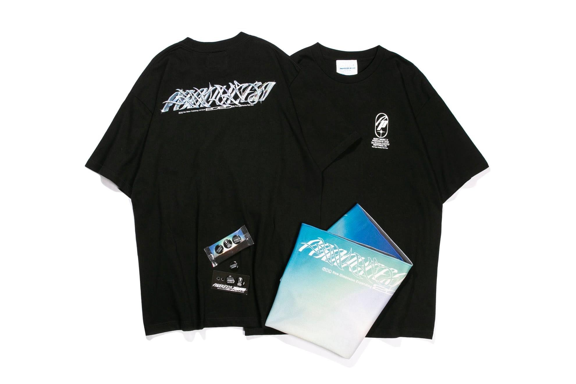 GOSPEL【PN X PIL Dedication : PRETTYNICE Tee-Black】黑 短TEE 兩款