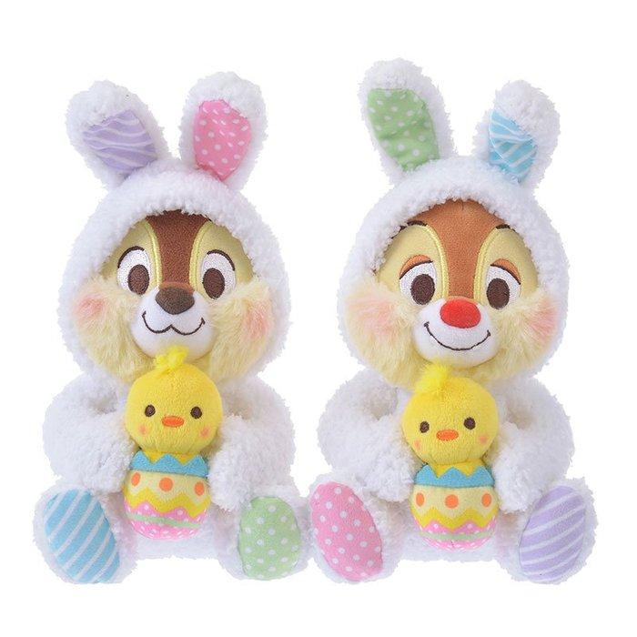 代購現貨  日本東京迪士尼商店 復活節彩蛋系列奇奇蒂蒂玩偶
