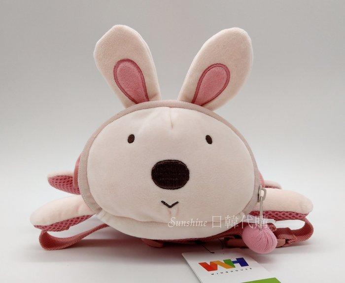 現貨 韓國正品 Wing House 兔子 兔寶寶 斜背包 腰包 WingHouse