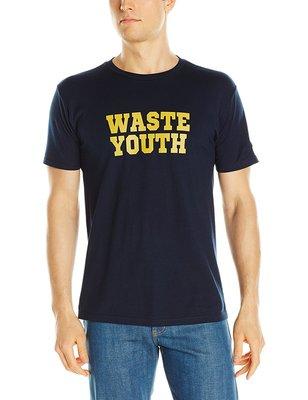 OBEY 全新 現貨 短袖T恤 海軍藍色 輕量 M 美國潮牌 Waste Youth 保證原廠正品