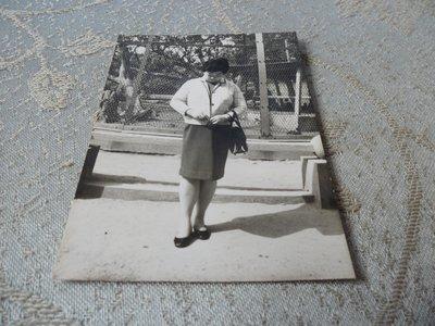 藍色小館11-4--------50-60年代黑白生活照{3張}