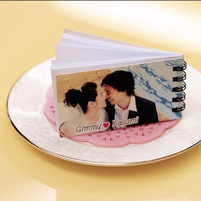【轉印王 memo筆記本自行設計】滿月 寶寶 baby 結婚 送客禮 客製化像片 相片 婚禮小物 照片 馬克杯 こ