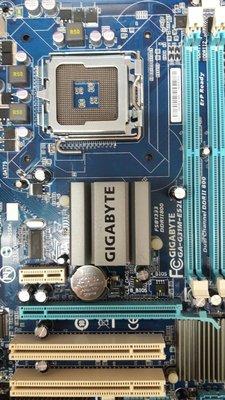 【玉昇電腦】 技嘉 GA-G31M-ES2L DDR2主機板