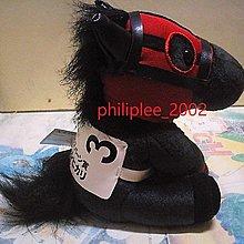 A Shin Hikari idol horse 2016 PRIX DISPAHAN PRC HORSE COLLECTION 日本馬 榮進之光 駿馬毛公仔