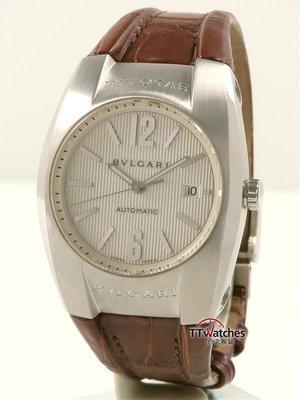 *台北腕錶* Bvlgari 寶格麗 Ergon Automatic 40mm 自動錶 9月保養 186680