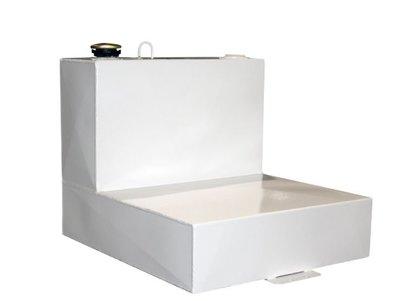 DJD19040365 HD TRANSFER TANK 42 GALLON L-SHAPE 置物箱  依當月報價為準