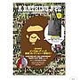 XinmOOn A BATHING APE e-MOOK COLLECTION 托套包 迷彩 雜誌 標語 帆布包 男女