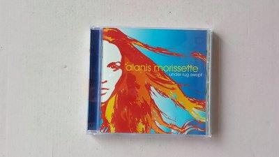 【鳳姐嚴選二手唱片】 ALANIS MORISSETTE 艾拉妮絲·莫莉塞特 / UNDER RUG SWEPT