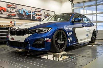 CS車宮車業 BMW 3er G20 G21 KW V1 V2 V3 台灣總代理避震器保固兩年