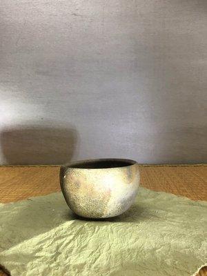 (店鋪不續租清倉大拍賣)簡銘炤先生,柴燒茶碗#226#原價8600元特價4280元
