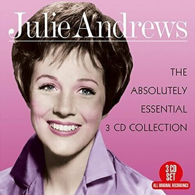 正版3CD《茱麗安德魯絲》精選/Julie Andrews Absolutely Essential全新未拆