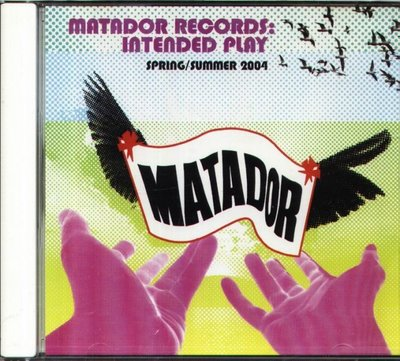 八八 - Matador Records: Intended Play Spring/Summer 2004 - SF