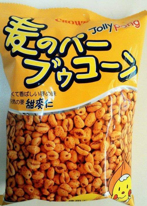 【喜樂之地】韓國Crown原味甜麥仁(90公克)