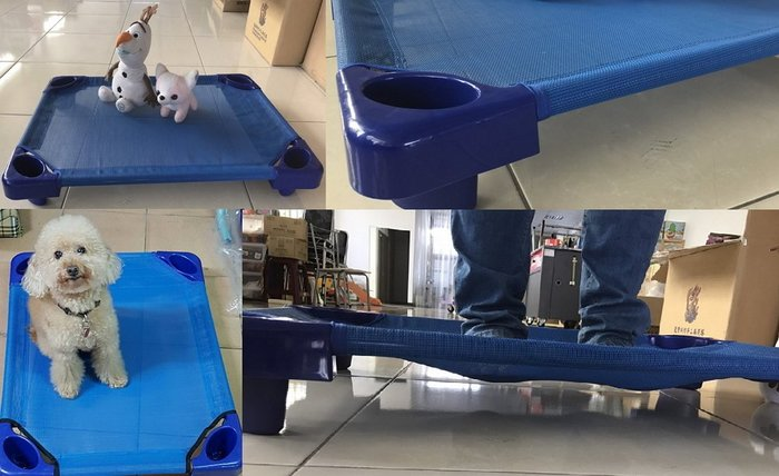STL-HWS-007寵物簡易睡床/午睡床/地板床/衛生床