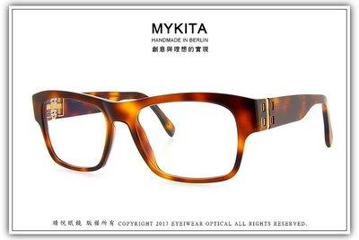 【睛悅眼鏡】MYKITA 德國精緻工藝 德國手工眼鏡 ( NO.2-MONIKA-CUBA ) 31693