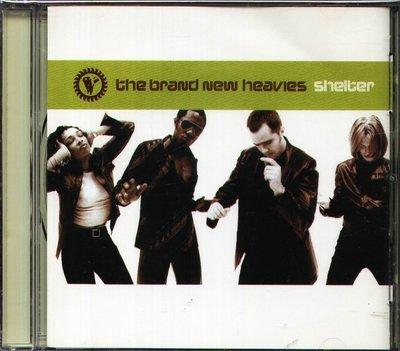 K - The Brand New Heavies - Shelter - 日版 CD