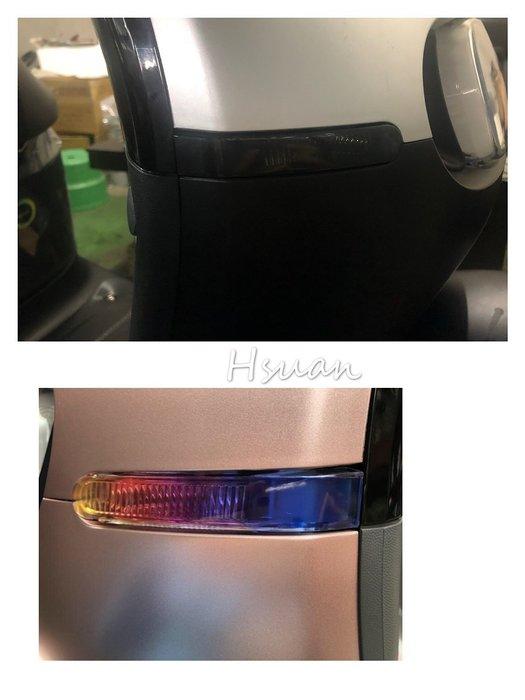 GOGORO 2 犀牛皮/方向燈/方向燈膜/保護貼/方向燈保護貼/方向燈保護膜/保護膜