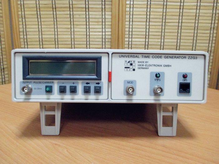 康榮科技二手儀器HKW-Elektronik GmbH ZZG3 Universal Time Code Generat