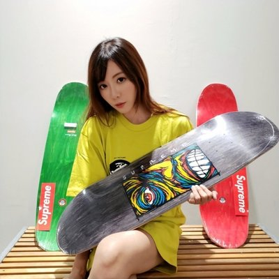 玉米潮流本舖 SUPREME disturbed skateboard FW19SB4 圖片 滑板 FW19 WEEK1