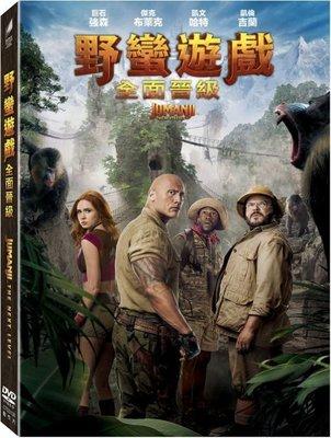 河馬音像:電影  野蠻遊戲 全面晉級  DVD 全新正版_起標價=直購價109/4/11
