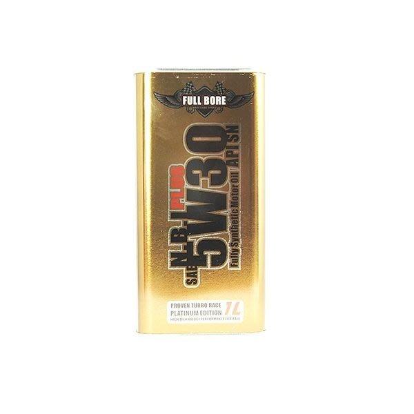 『好蠟』Full Bore NBI PLUS 5W/30 美國飛寶氮化硼鉍元素進階版全合成機油 *歐系車建議使用*