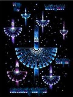 [心靈之音] #31 光之袍ROBES OF LIGHT(實質的轉化與改造)-能量催化圖系列-美國原裝進口附中文說明
