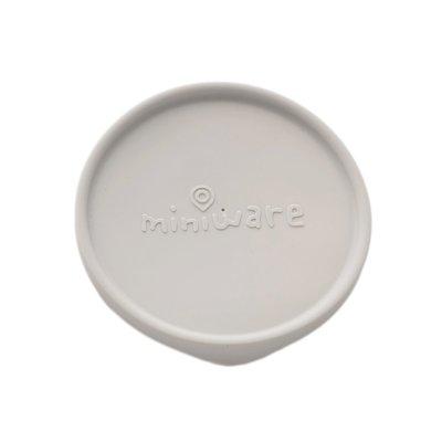 ♡NaNa Baby♡Miniware | 麥片碗矽膠保鮮蓋 #公司貨