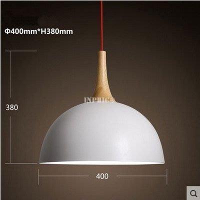 INPHIC-燈具 簡約個性吧臺吊燈北歐客廳餐廳書房咖啡廳日式吊燈 6號