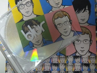 Blur 布勒合唱團 -- Best of Blur 精選輯