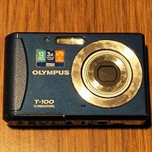 Olympus T-100 (空機)(非APPLE ASUS OPPO 小米 三星 航海王 七龍珠 火影忍者 行動電源)