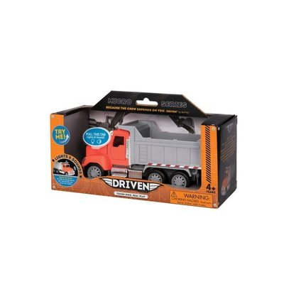 ╭*☆ TOYS 777 ☆*╮ 美國 Battat 【Driven】Mini Dump Truck 小型自卸車