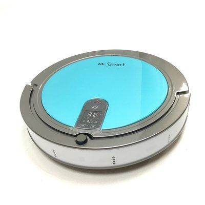 【 RGT 】二手 | Mr.Smart 8S 8倍高速氣旋移動吸塵掃地機器人 | 蒂芬妮藍 台北市
