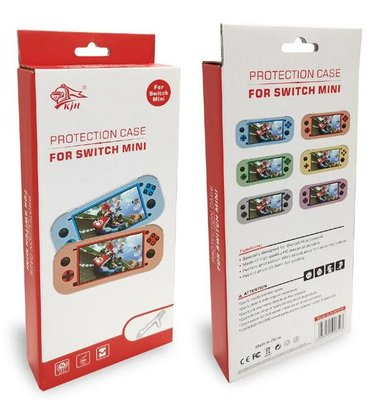 [哈GAME族]全新 Switch LITE專用 KJH NS Lite 透明 主機水晶殼(KJH-NS039)