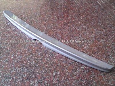 ※寶捷國際※ TOYOTA 2008-2013 COROLLA ALTIS 尾翼 3D立體平貼 ABS材質 台灣製造 高雄市