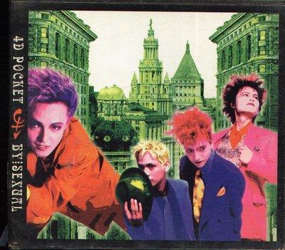 八八 - BY-SEXUAL - 4D POCKET - 日版 CD