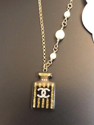 [COCO馬]香奈兒 Chanel 香水瓶項鍊