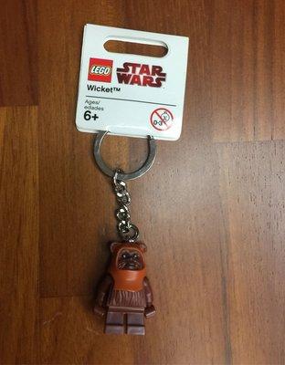 LEGO STAR WARS Wicket鑰匙圈