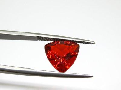 【Texture & Nobleness 低調與奢華】天然無處理 墨西哥紅色蛋白石(紅色歐泊) - 3.22克拉