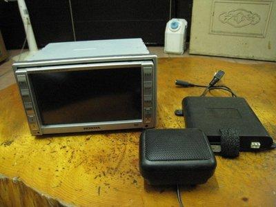 HONDA CRV 3代原廠 觸控 DVD 螢幕主機