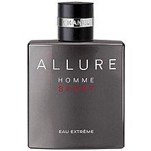 [全新] Chanel 香奈兒 ALLURE HOMME SPORT 男性香水 極限版 50ml