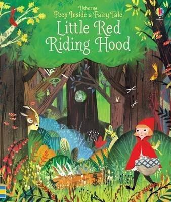 全新 現貨 Peep Inside a Fairy Tale Little Red Riding Hood