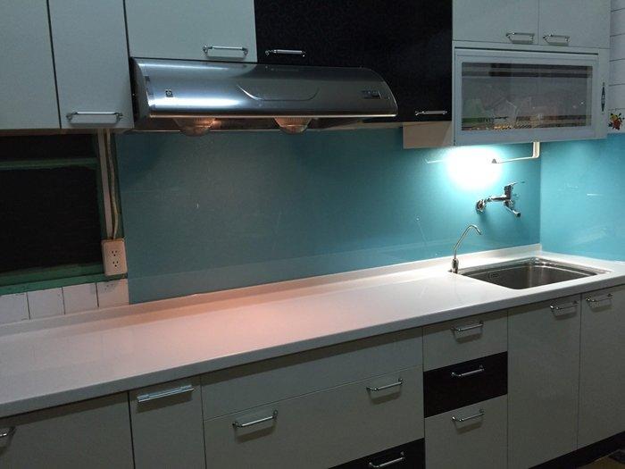 『888創意生活館』066-1-1櫥房玻璃安裝設計規劃$1元(29碗碟櫃電器櫃餐櫃收納櫃櫥櫃碗盤櫥櫃)台北家具