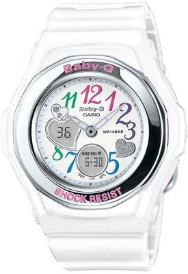 日本正版 CASIO 卡西歐 Baby-G BGA-101-7B2JF 女錶 女用 手錶 日本代購