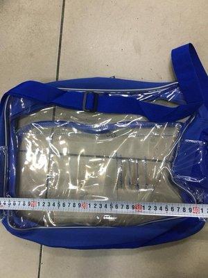 [曾旺]無塵室包 無塵室背包 立體 大 透明 科學園區用 側背包 底部加厚